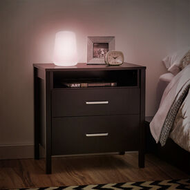 Dekoračná lampa meniaca farby 2v1