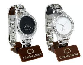 Luxusné dámske hodinky Charles Delon