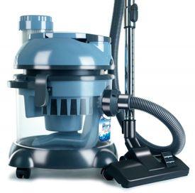 Vysokovýkonný vysávač s vodným filtrom Arnica