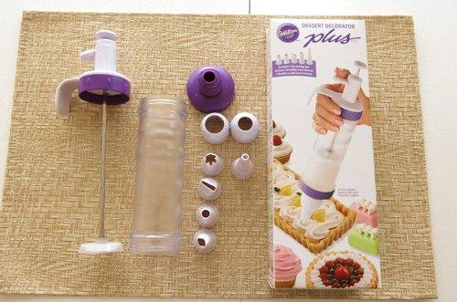Jual Cake Decorating Kit : Dessert Decorator Plus - Wedding Decor