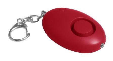 Mini alarm so svetlom - kľúčenka -  5aec4ff0c92