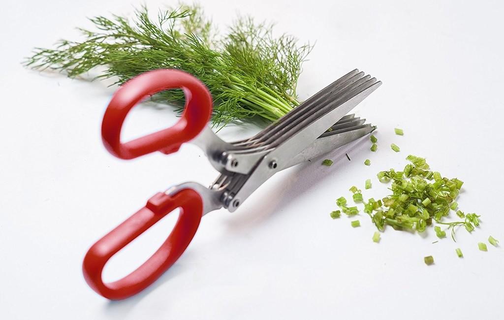 Nožnice na strihanie byliniek  f7975490381