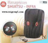 Massagekissen Shiatsu Infra