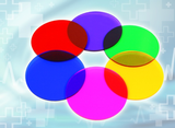 Biolampa ACTIVE BIO+ so 7 polarizačnými filtrami + veľký stojan
