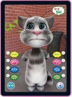 3D tablet Tom Cat s anglickou konverzáciou