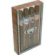 4-dielny set pánskych parfémov CUBA Paris v darčekovej kazete
