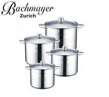8-dielna sada hlbokého nerezového riadu Bachmayer Zurich