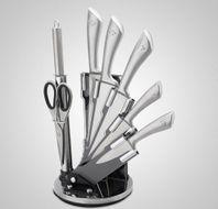 8-dielna sada nerezových nožov so stojanom Royalty Line