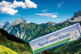 Alpský bylinný balzam