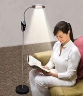 Bezdrôtová stojanová LED lampa