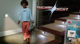 Bezdrôtový senzor pohybu + svetlo Mighty Light