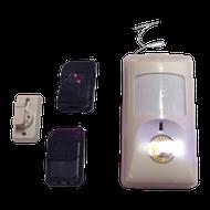 Bezpečnostný alarm so senzorom pohybu