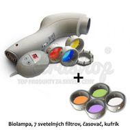 Biolampa 7 farieb + darček podľa výberu