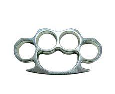 Boxer pochrómovaný šedý