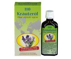Bylinkový olej Kräuter Öl 110