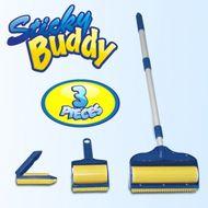 Čistiace valčeky Sticky buddy - sada 3 ks