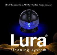 Čistička vzduchu s ionizátorom Lura
