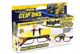 Clip ons - klip na okuliare pre nočné videnie