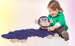 Detská deka so zvieratkom