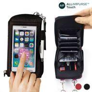 Dotykové puzdro na mobil a doklady Touch Wallet