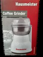 Elektrický mlynček na kávu Hausmeister