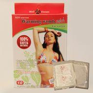 Hrejivé náplasti pri menštruácii - Warming womb patch