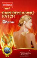 Hrejivé náplasti proti bolesti
