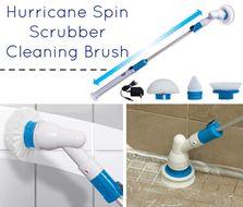 Hurricane Spin Scrubber - elektrická čistiaca kefa