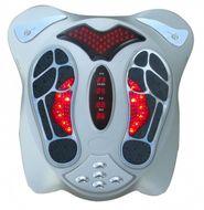Impulzný infračervený masážny prístroj na chodidlá s prídavným zoštíhľujúcim pásom