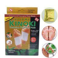 Kinoki detoxikačné náplasti-zázvor+soľ 10 ks v balení