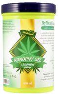 Konopný gel s konopným olejom 400 ml