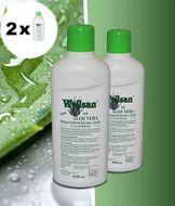 Lanolínový regenerátor-šampón s aloe vera 2x1000 ml
