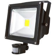 Led reflektor 30W s pohybovým senzorom 230V