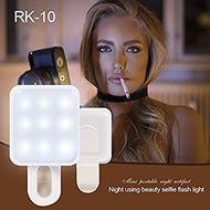 LED svetlo pre nočné selfie fotky