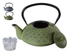 Liatinový čajník vhodný na indukciu