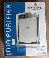 Luxusná čistička vzduchu s ionizátorom a diaľkovým ovládaním