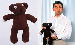 Medvedík Mr.Bean