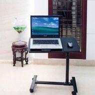 Skladací nastaviteľný stôl pre laptop