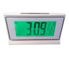 Multifunkčné hodiny s teplomerom a senzorom pohybu