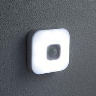 Nabíjateľné LED svetlo s pohybovým senzorom