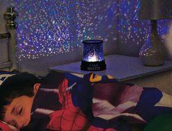 Nočná lampa - hviezdna obloha STAR MASTER