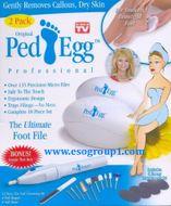 Ped Egg Set dvojbalenie 15 dielov