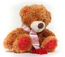 Plyšový medveď Teddy