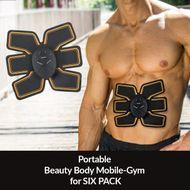 Posilňovač brušného svalstva Mobile Gym 6 pack EMS