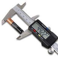 Posuvné digitálne meradlo