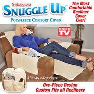 Poťah na kreslo s 4 úložnými vreckami Snuggle Up