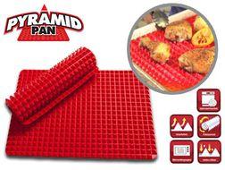 Pyramid Pan - silikónová podložka pre zdravé pečenie