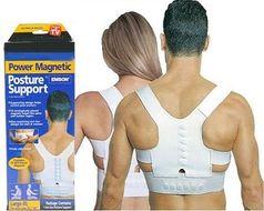 Rovnací pás Power Magnetic Posture Support