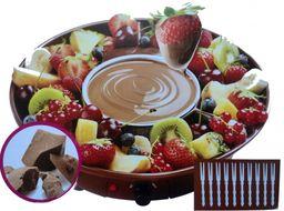 Set na čokoládové fondue