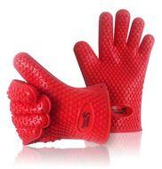 Silikónové rukavice proti popáleniu